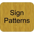 Sign patterns